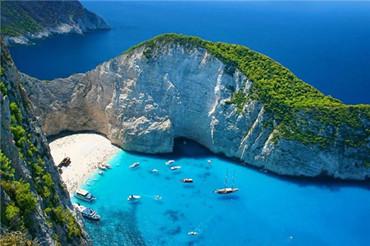 《孤独星球》推荐的12个希腊最美海滩 (上)